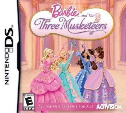 Barbie and the Three Musketeers image
